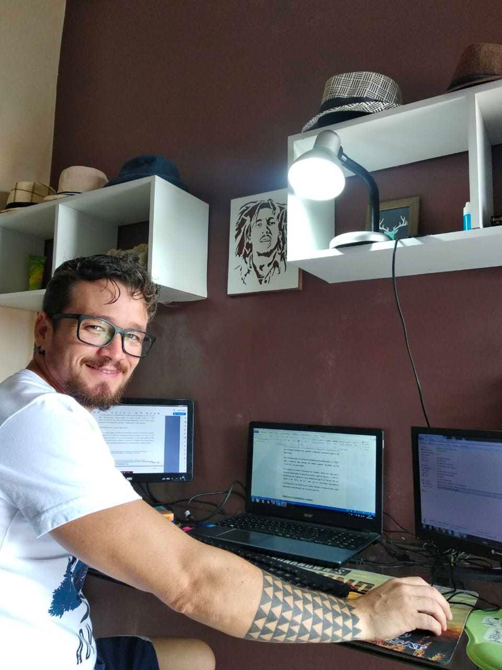 Bruno Monteiro - Assessor do Juiz Titular da 3a Vara Trabalhista de Ananindeua - TRT8ª